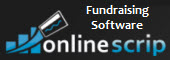 Online Scrip Fundraising Software - Small